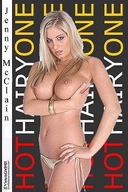 Hothairyone Jenny McClain