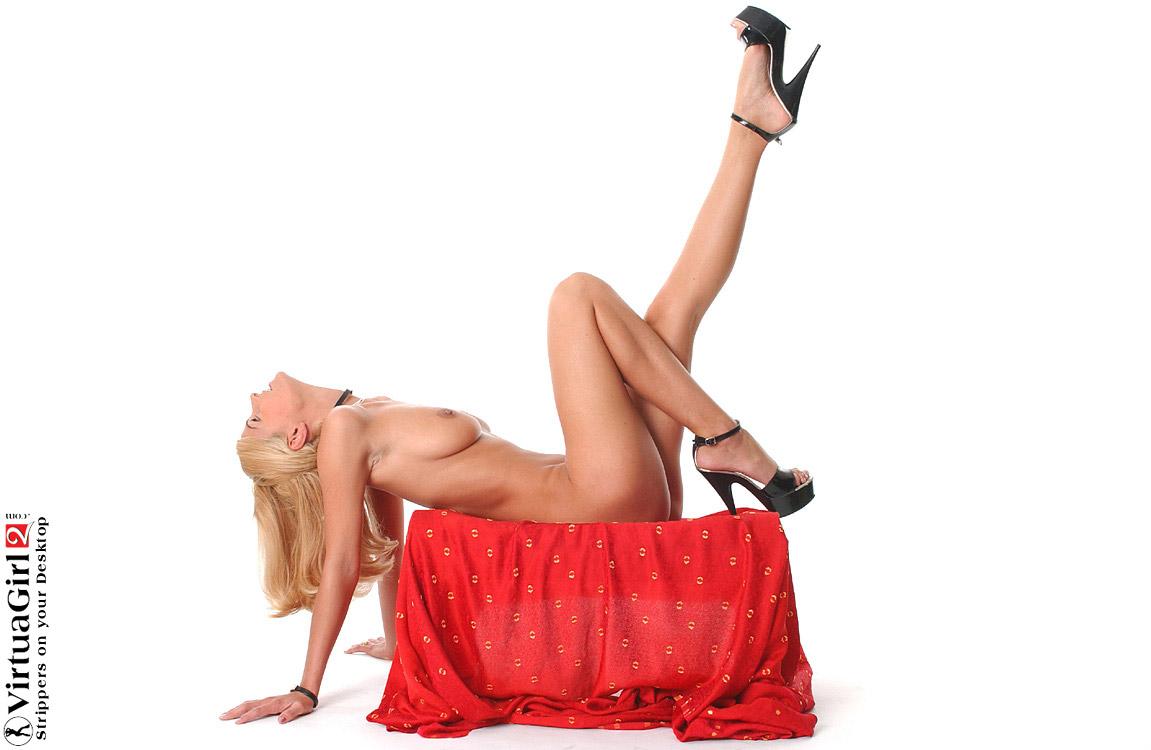 Lisa Crawford Stripper
